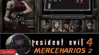 Resident Evil 4 Modo Mercenarios 2
