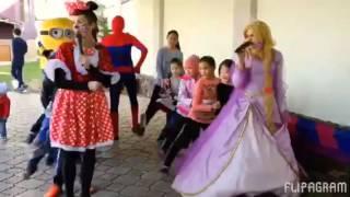 Детские праздники. Детское шоу. Бишкек. Кыргызстан. Дети. EL Studio
