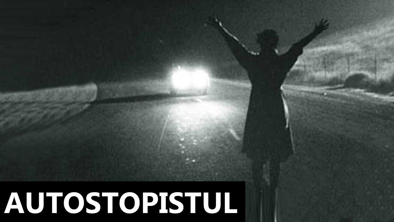 Autostopistul - Poveste de groaza | Creepypasta Romania