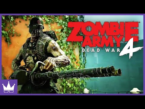 Twitch Livestream | Zombie Army 4: Dead War [PC] from YouTube · Duration:  3 hours 58 minutes 29 seconds