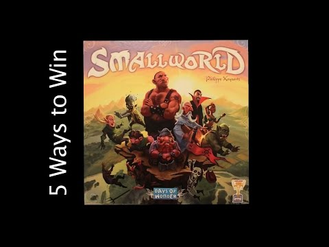 5 Ways To Win: Small World