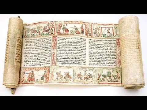Is The Megillah Of Esther (Purim) Divine Part Of Torah? (7 minutes)