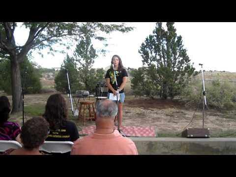 Miss Teen Pueblo Speaks on Chastity