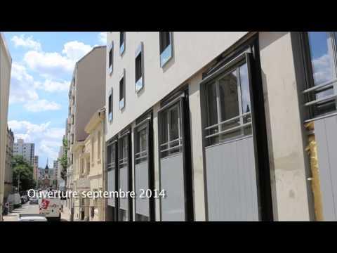 Les chantiers du CROUS : développer l'offre de logement à Lyon
