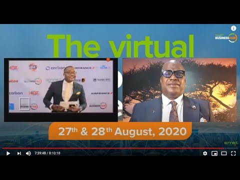 THE 2020 CONNECT NIGERIA BUSINESS FAIR (DAY 1)