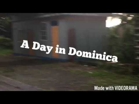 "TRAVEL VLOG: A Day in Dominica  🇩🇲 ""Nature Isle"""