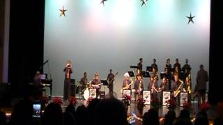 "Park Vista Jazz Band Winter Bliss concert 2012 ""Jingle Bells"""