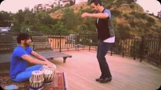 manuel guitierrez flamenco dance salar nader tabla hollywood hills practice session ii