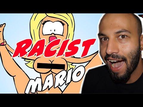 Racist Mario ( ͡° ͜ʖ ͡°) | ESCARDI | Video Reaccion | Español
