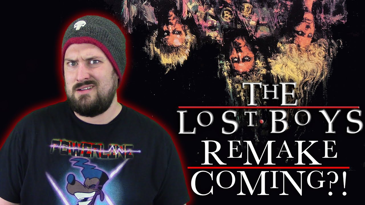 Download The Lost Boys Remake is Coming?!?