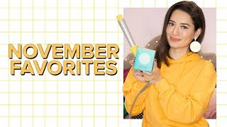 November Favourites 2017 | Nicole Andersson