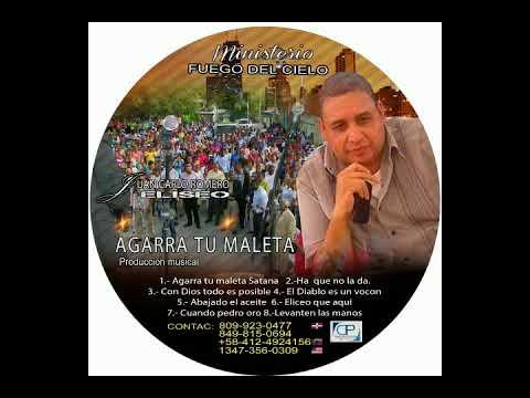 "Produccion Completa "" Agarra Tu Maleta Santana "" Juan Carlos Romero Canal (Eliseo )"