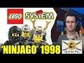 LEGO NINJAGO до того как стало популярным Ninja 1998 mp3