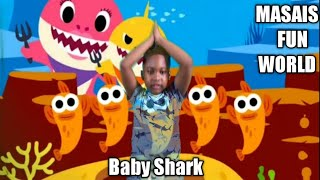 Baby Shark Dance Remix / Dance Along