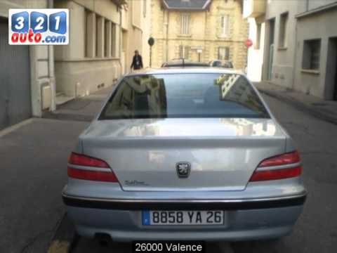 occasion peugeot 406 valence youtube. Black Bedroom Furniture Sets. Home Design Ideas