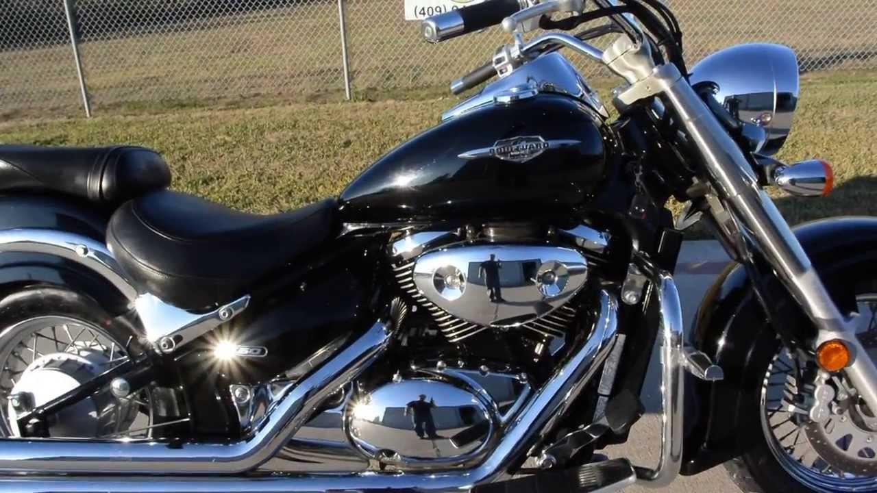 For Sale $4,199 2006 Suzuki Boulevard C50 - YouTube