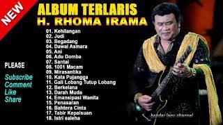 Gambar cover Album Lagu Rhoma Irama Terlaris dan Populer