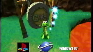 Croc - Legend of the Gobbos (1997) Promo (VHS Capture)