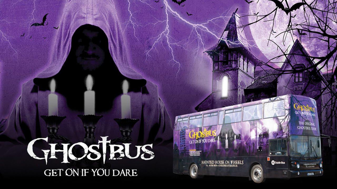 Ghost Bus Tour Dublin