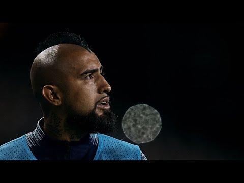Barcelona's Arturo Vidal due in Munich court on nightclub battery charge