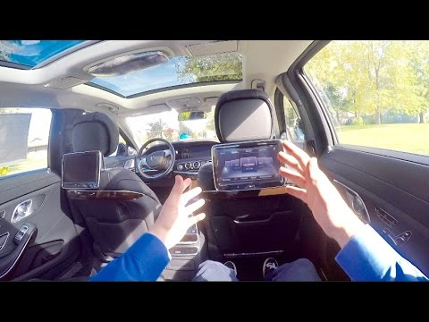 2016 Maybach S600 Full Test Drive POV!