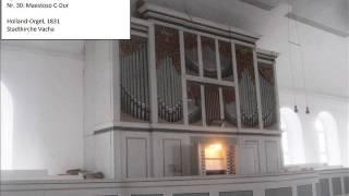 Michael Henkel: Pracktische Orgelschule, Band I / Teil 3