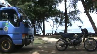 เที่ยวสตูล อุทยานแห่งชาติเกาะตะรุเตา เดือนพฤษภาคม พ.ศ.2553