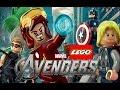 Lego Avengers-Battle of New York