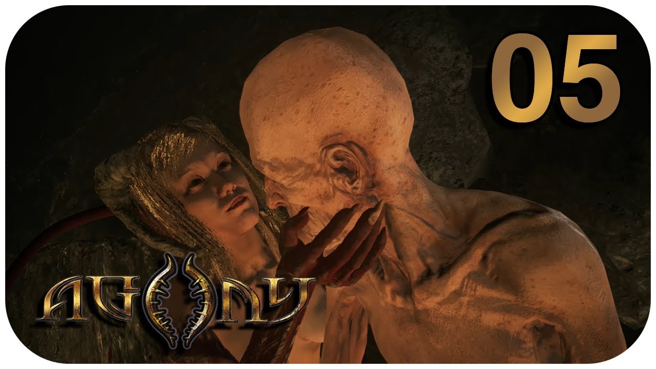 Agony - Tempel der Lust - 05 - YouTube