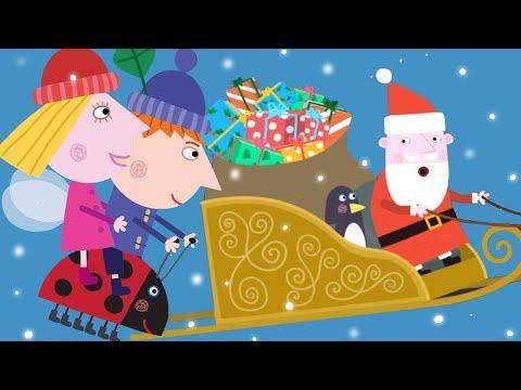Ben y Holly - Nieve🎄Feliz Navidad!🎄2 HORAS Capitulos Completos - Dibujos Animados