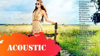 Best Acoustic Songs || Acoustic Love Songs 80