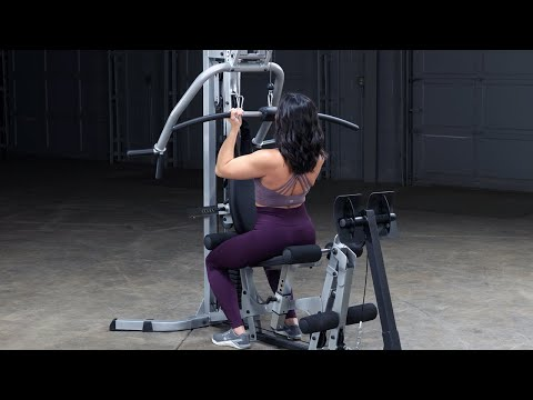 Body-Solid BSG10LPX Home Gym/Leg Press (BodySolid.com)