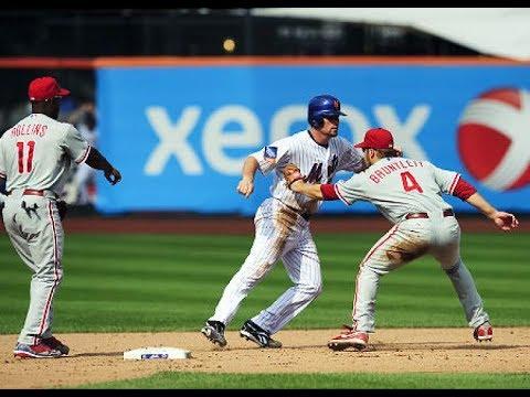 MLB: Unassisted Triple Plays