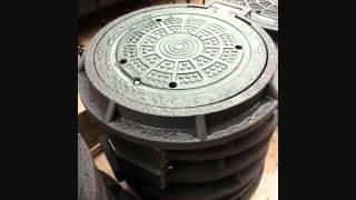 Malanja manhole covers Moxico Namibe Uige Zaire D400 manhole covers 00905398920770