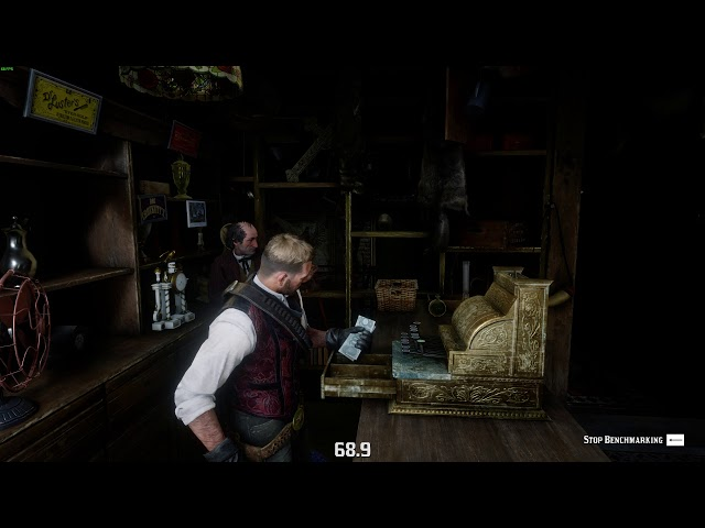 Red Dead Redemption 2 PC benchmark - Ryzen 5 5600x/32GB 3200mhz/RTX 3070 (1440p Ultra settings)