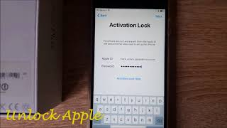 SPECIAL 2019!!! IPHONE iCLOUD ACTIVATION LOCK REMOVAL SUCCESS!!!