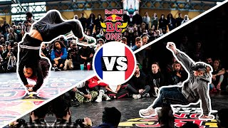 Red Bull BC One Cypher France 2019 Final B Girls Sarah Bee Vs L Abeille