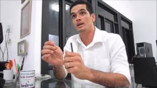 Carlos Augusto entrevista Danilo Ferreira sobre projeto do BRT de Feira de Santana