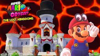 Super Mario Odyssey: The Lost Kingdoms - All Kingdoms