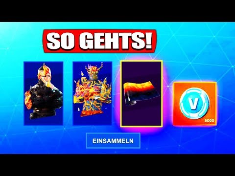 Fortnite Lava Legends Pack bekommen!   SO GEHTS! - Fortnite Battle Royale Deutsch