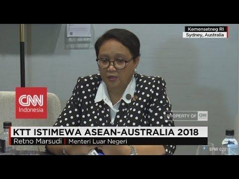 KTT Istimewa ASEAN-Australia 2018