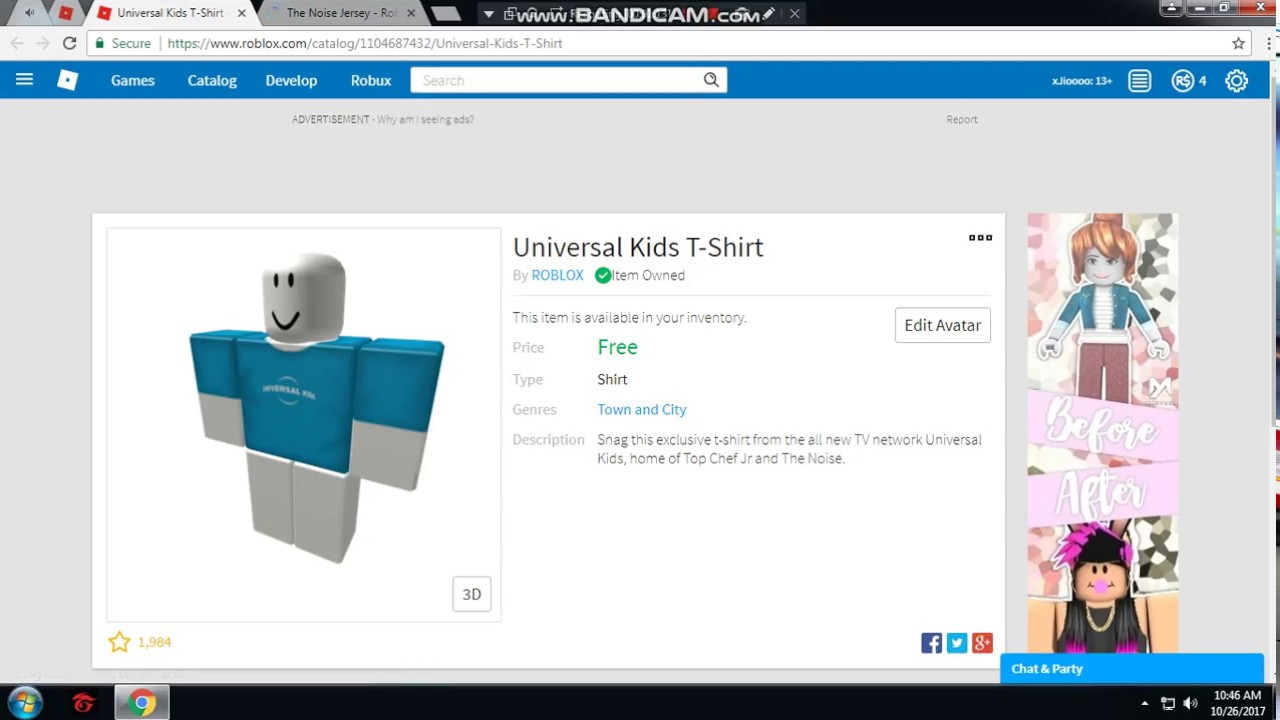 How To Get The New Free Shirts In Roblox 2017 Youtube