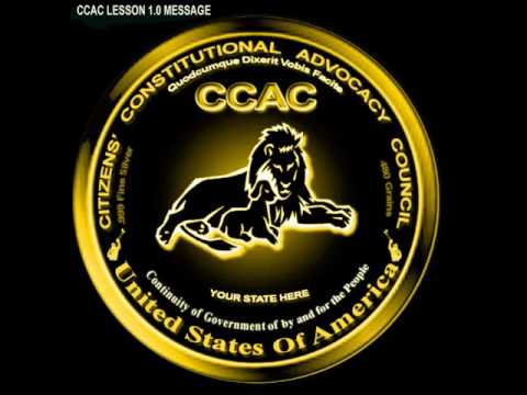 CCAC LESSON 1 0 MESSAGE