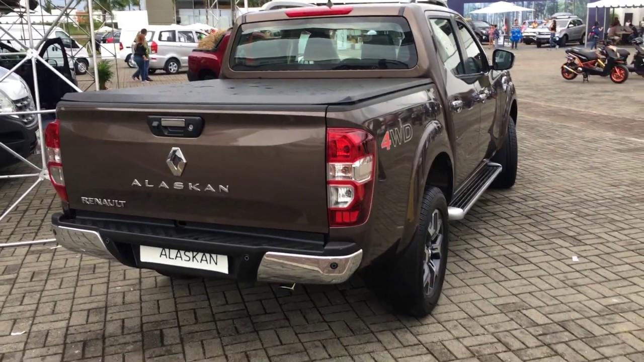 Renault Alaskan 2018 >> Renault Alaskan 2018 Youtube