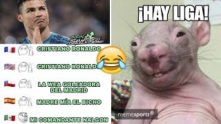 MEMES Real Madrid vs Athletic Bilbao 1-1 Golazo de Cristiano Ronaldo