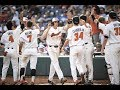 Highlights: Oregon State's offense explodes against Mississippi State to stave off elimination