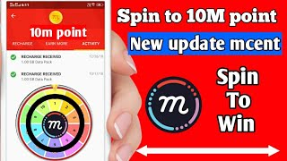 mcent browser new spin trick very used this tricks no root