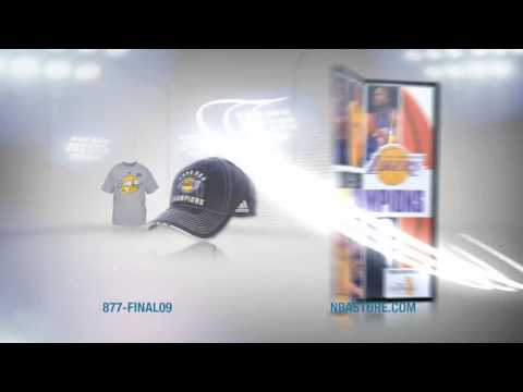 Celebrate the NBA Champion Los Angeles Lakers