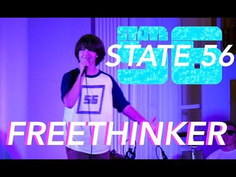 STATE 56 – Freethinker (Original Song) LIVE