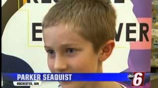 8-year-old Boy Raises Over $700 From His Rat Tail